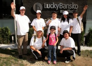 Participants in the program | LuckyFit