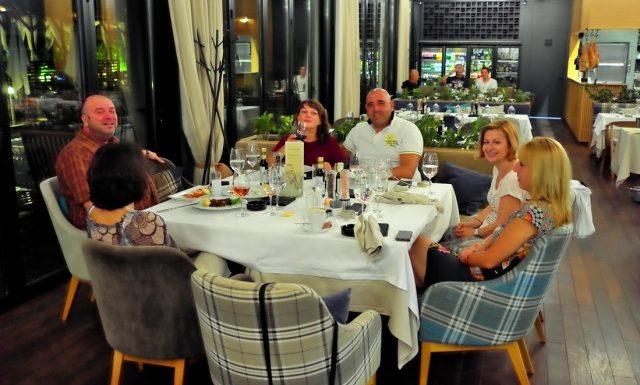"[:bg]Вечеря в ресторант ""Леонардо""   LuckyFit[:en]Dinner at Leonardo restaurant   LuckyFit[:]"