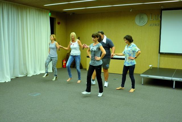 Лъки Фит програма за отслабване без глад   танци