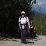 Hiking in the Rodopi mountain