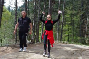 Lucky Fit weight loss center | Mountain Hike