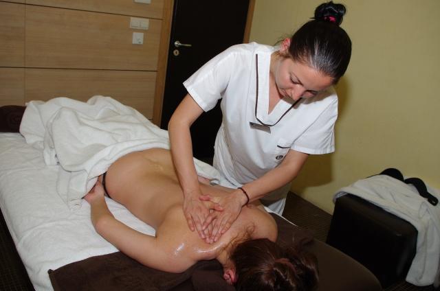 Класически масаж