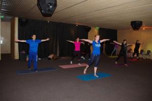 Здравословна йога
