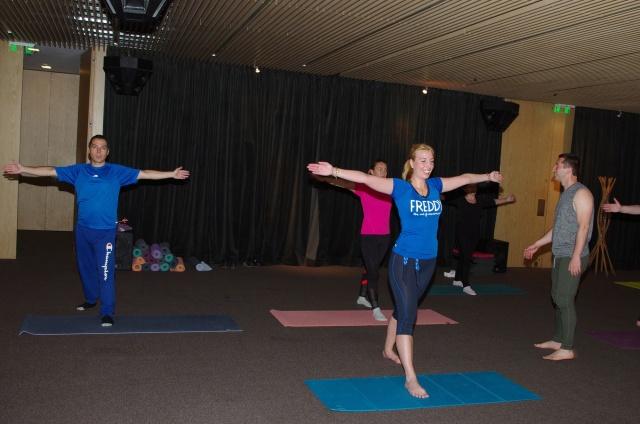 Breathing exercises | LuckyFit