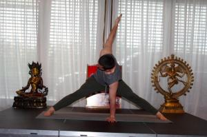 Йога и пилатес