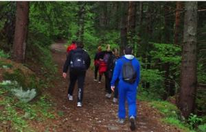 [:bg]Преход в планината[:en]Mountain Hike[:]