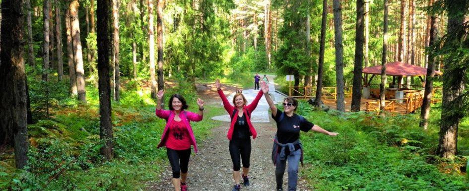Mountain walk   LuckyFit