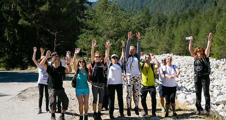 Ежедневен излет в планината | LuckyFit