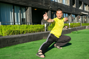 Teodor Kordev - Instructor in LuckyFit