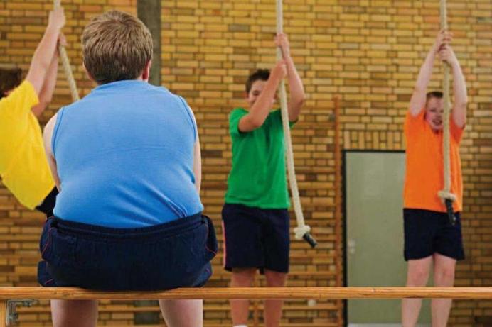 Children with overweight   LuckyFit