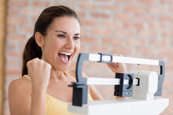 Satisfaction from lost weight   LuckyFit