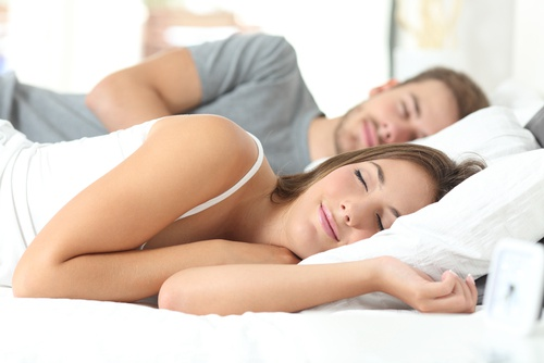 The key to good sleep | LuckyFit