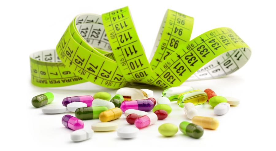 Weight loss with pills   Lucky Fit