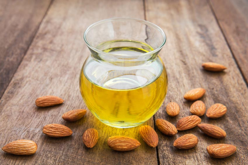 Healthy breakfast - Almond butter   LuckyFit