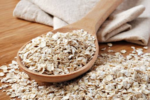 Healthy breakfast - Oat flakes | LuckyFit