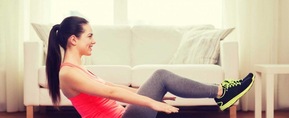 Упражнения за отслабване у дома | LuckyFit