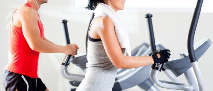 Кардио упражнения във фитнес зала | LuckyFit