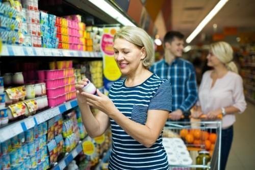 Пазаруване на здравословна храна   LuckyFit