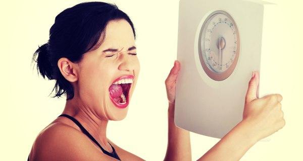 Weight gain despite diet   LuckyFit