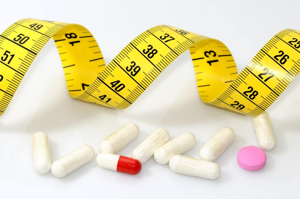 Pills to lose weight | LuckyFit