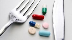 Ястие от хапчета за отслабване | LuckyFit