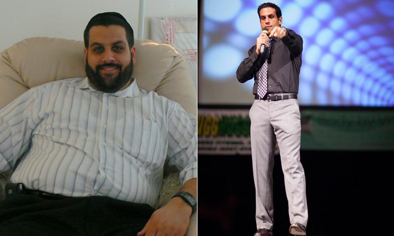 Eli Sapharti - weight loss tips | LuckyFit