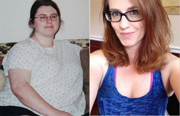 Petrina Hamm - weight loss tips   LuckyFit