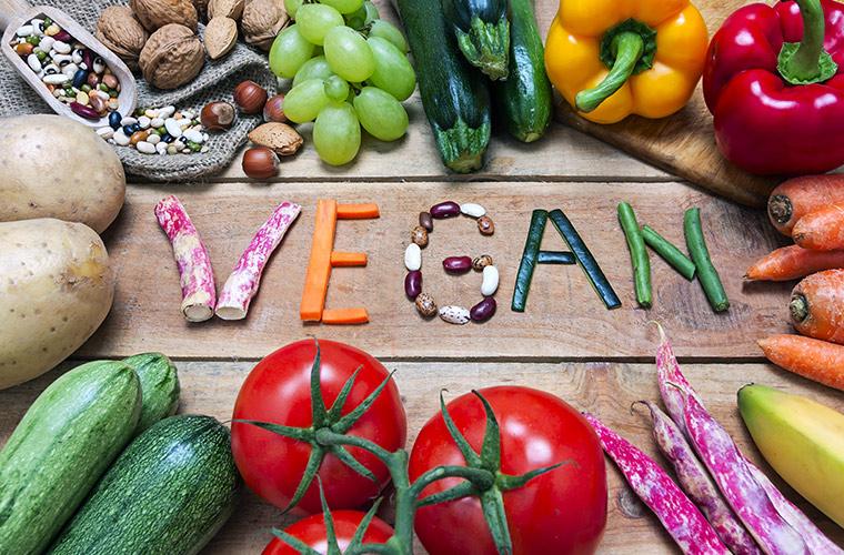 Веган диета за отслабване   LuckyFit