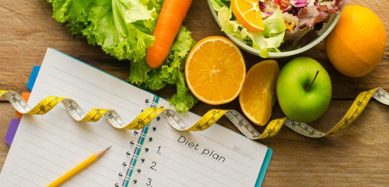 Diary for diets | LuckyFit