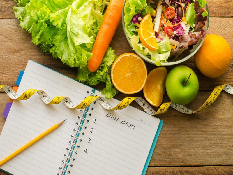 Diet diary | LuckyFit