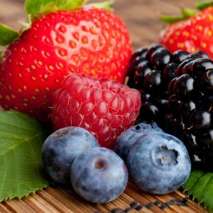 Diets with grapes and berries | LuckyFit