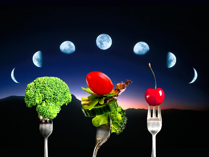 Moon diet for weight loss   LuckyFit