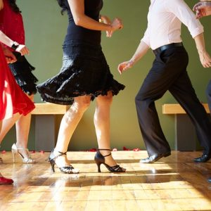 Dancing lessons for weight loss | LuckyFit