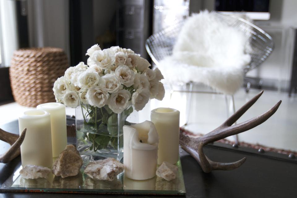 Vanilla homemade candles | LuckyFit