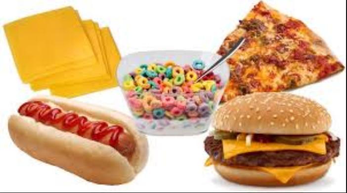 Храни с излишни калории   LuckyFit