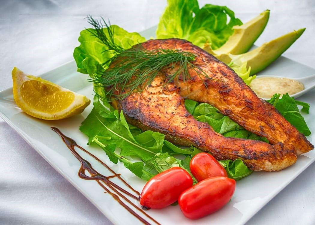 Japanese seafood diet | LuckyFit