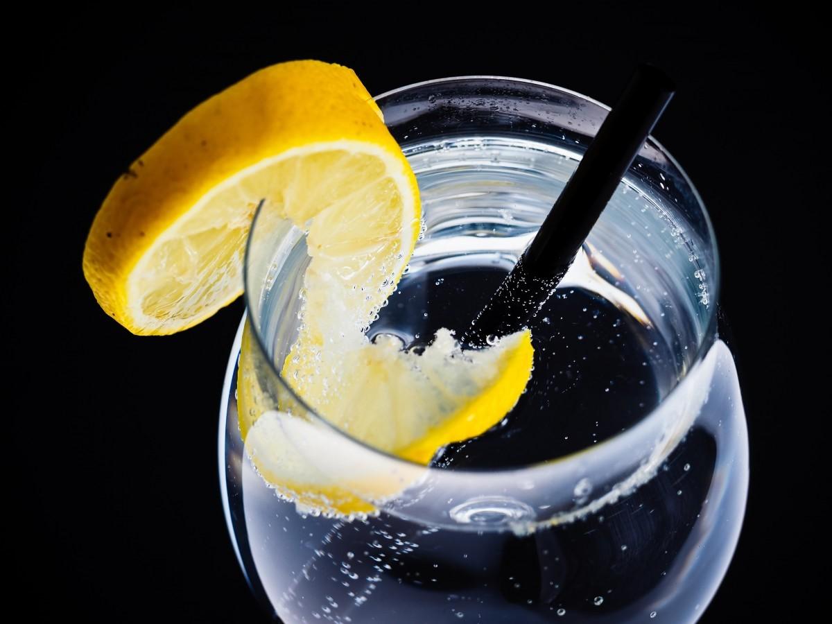 Lemon water for good health