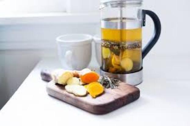 Ayurvedic detox tea | LuckyFit
