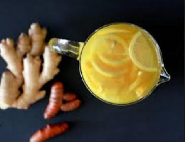 Detox tea with ginger | LuckyFit