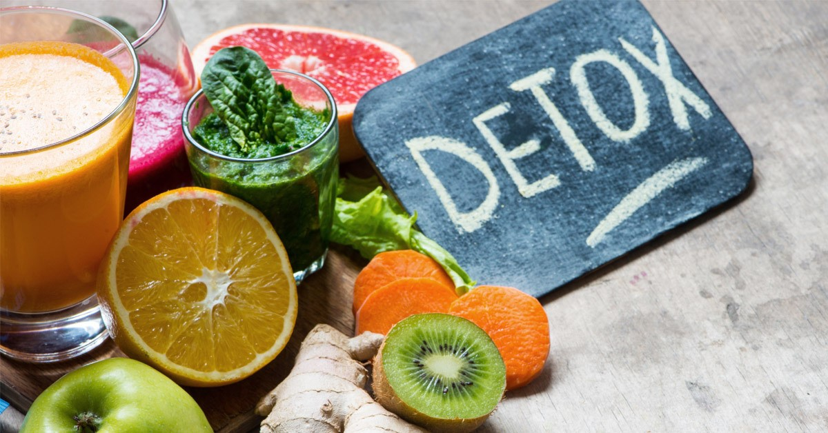 15 detox foods for our body | LuckyFit
