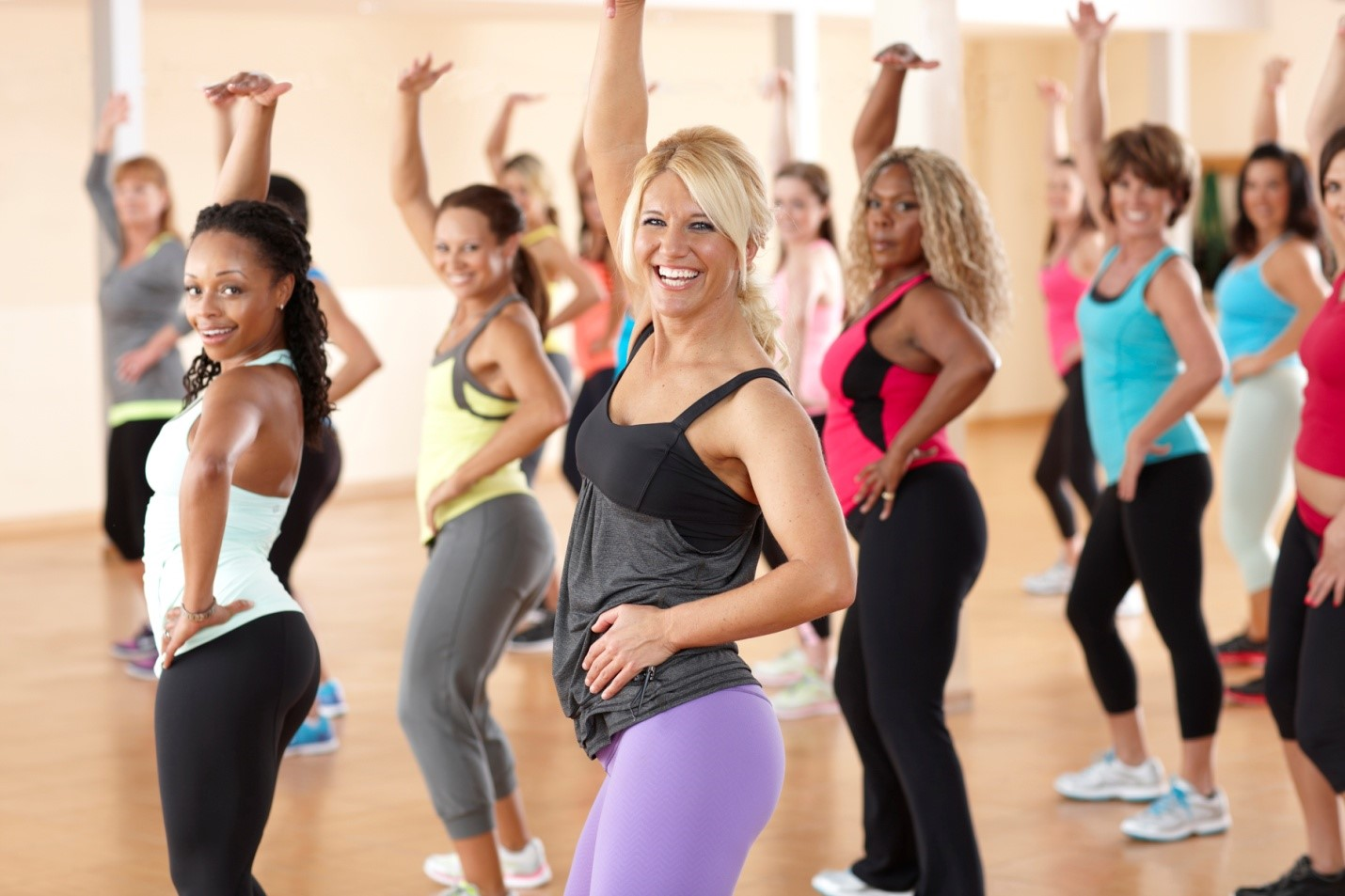 Weight loss by dancing   LuckyFit