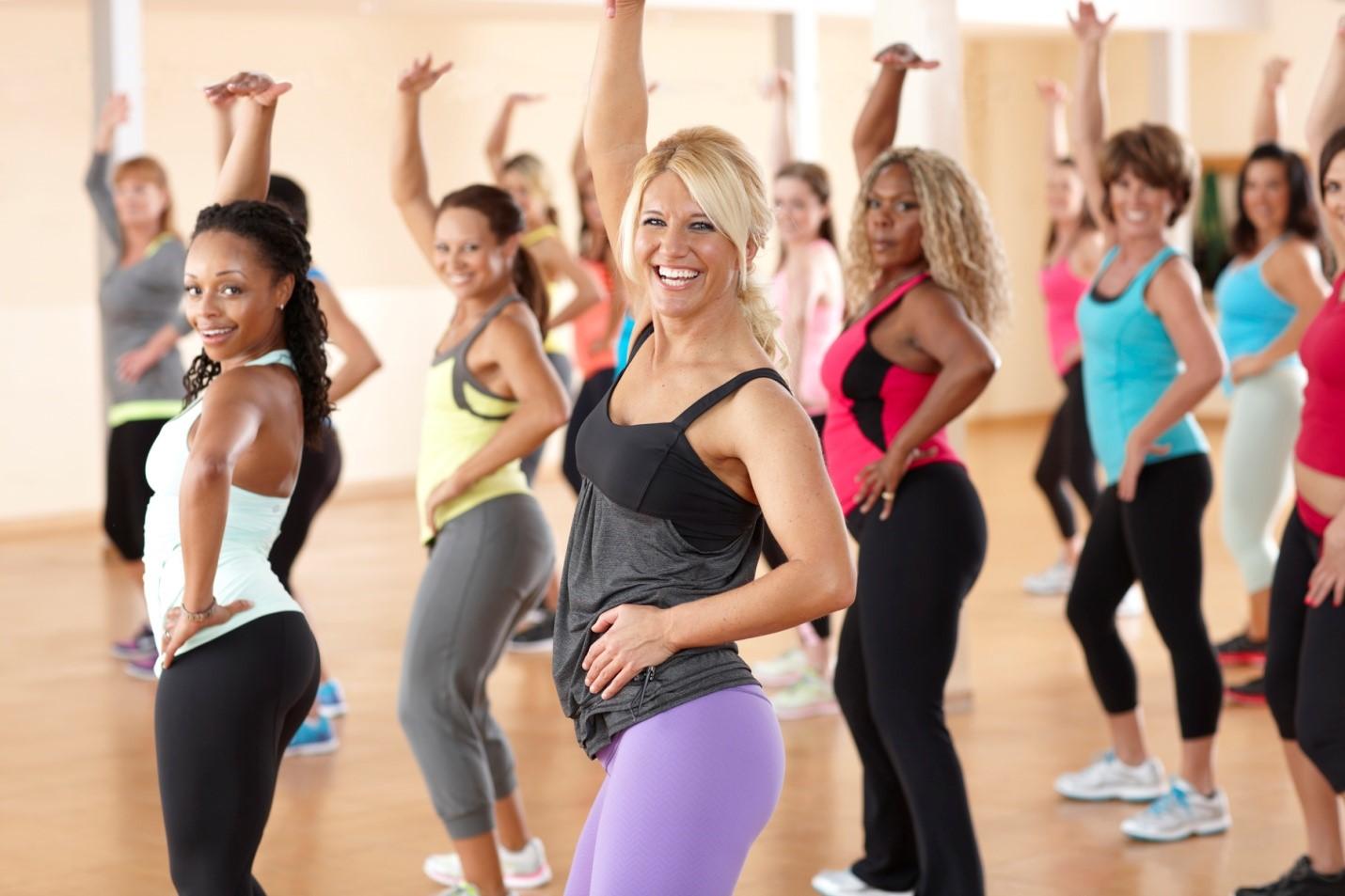Отслабване с танци | LuckyFit