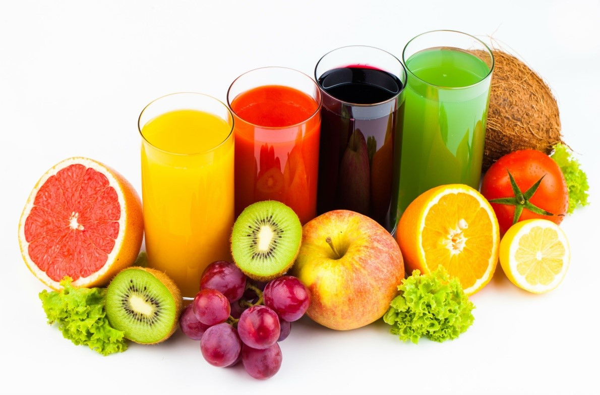 Useful fruits for juice   LuckyFit