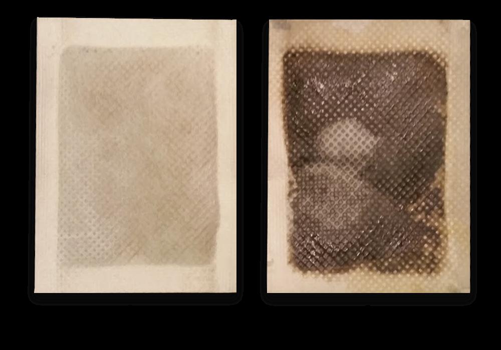 Plasters for detox   LuckyFit