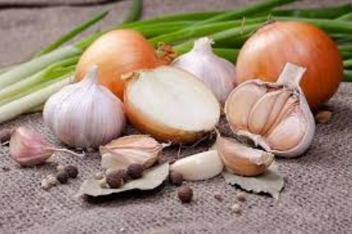 Blood purification with garlic   LuckyFit