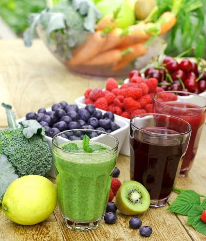 Detox food - grapefruit | LuckyFit
