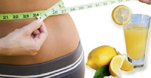 Detoxification with lemon juice   LuckyFit