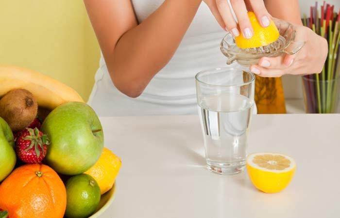Detox program with lemons | LuckyFit