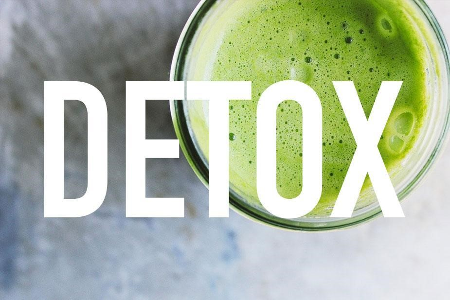 Where the detox term comes from | LuckyFit
