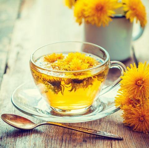 Detox food - Matcha tea | LuckyFit